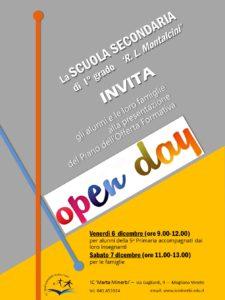 Open Day 2019secondaria
