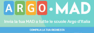 MAD (MESSA A DISPOSIZIONE) APPLICATIVO ON LINE