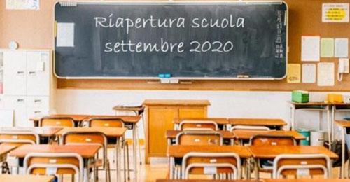 Immagine articolo:Circ. 426 COMUNICATO per l' inizio dell'anno scolastico 2020-2021.