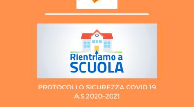 Protocollo Sicurezza COVID 19 a.s. 2020-2021