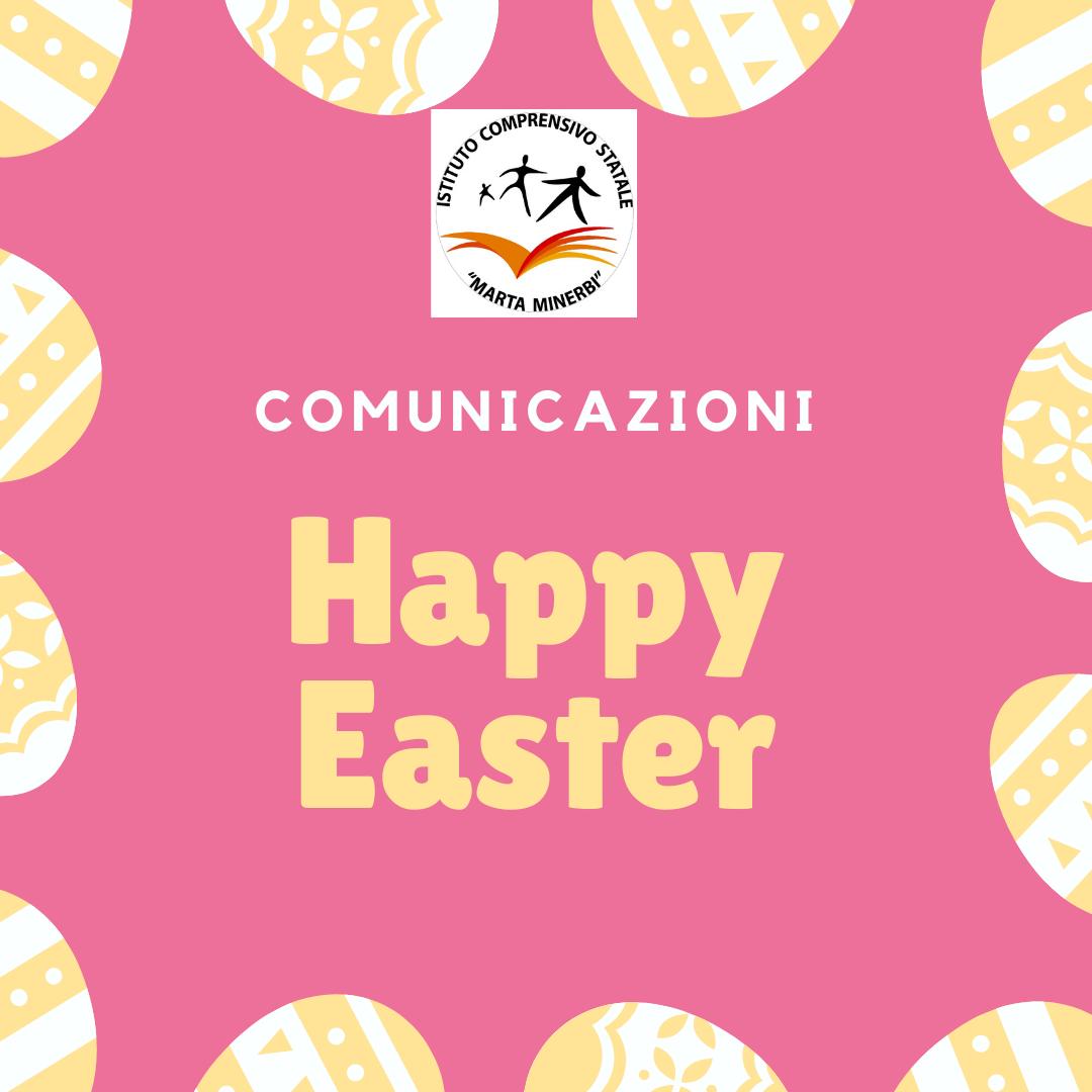Immagine articolo:Auguri di Buona Pasqua e Comunicazione