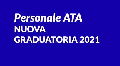 Pubblicazione Graduatorie PROVVISORIE di istituto di III fascia personale A.T.A.