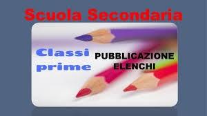 Pubblicazione elenchi classi prime scuola secondaria di primo grado a.s. 2021-2022